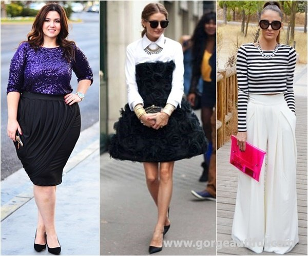 Cocktail Fashion Attire with Separate Pieces