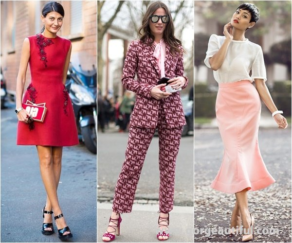 Cocktail Attire Fashion Style with Heels