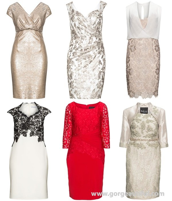 Fall Winter 2015 Formal Afternoon Wedding Guest Dresses