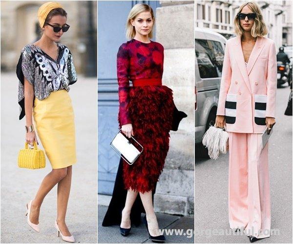 Fashion Handle Clutch for Cocktail Attire