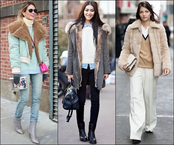 Layering Clothes in Balanced Look