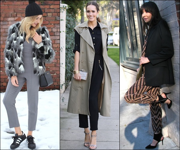Layering Style Ideas with Jumpsuit