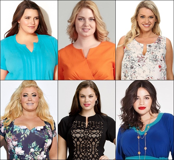 Plus Size Notch Neck Top and Dress